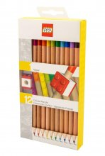 LEGO Coloured Pencil 12-Pack Topper