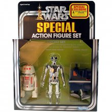 Star Wars Kenner set figurek 3-Pack Droid Set AFX Exclusive