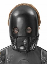 Star Wars Rogue One 1/2 Kids Mask K-2SO