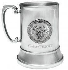 Game of Thrones Nerezový Korbel Stark
