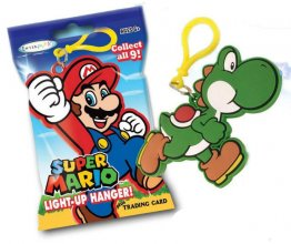 Super Mario Light-Up Hangers Display (24)