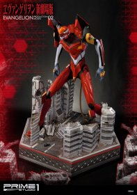 Neon Genesis Evangelion Socha EVA Production Model-02 74 cm