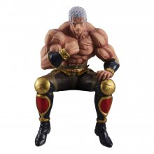 Fist of the North Star Noodle Stopper PVC Socha Raoh 13 cm
