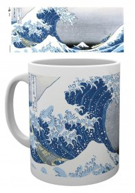 Japanese Art Hrnek Great Wave by Utagawa Hiroshige