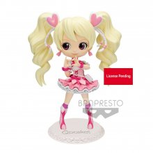 Fresh Pretty Cure! Q Posket mini figurka Cure Peach Ver. B 14 cm