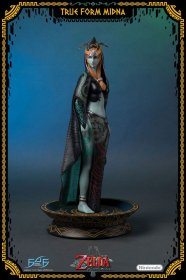 The Legend of Zelda Twilight Princess Socha True Form Midna 43