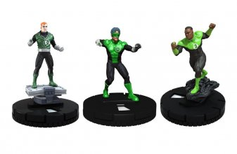 DC Comics HeroClix: Green Lantern Corps Monthly Organized Play K