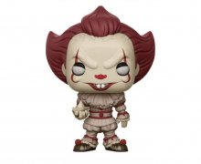 It POP! Movies Vinylová Figurka Pennywise (with Boat) 9 cm - CHA