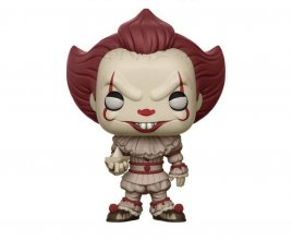 It POP! Movies Vinyl Figure Pennywise (with Boat) 9 cm - CHASE V