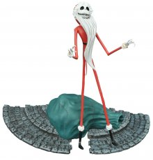 Nightmare before Christmas Select Akční figurka Series 2 Santa J