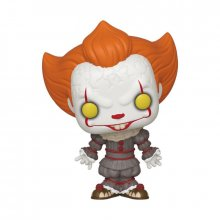 Stephen King's It 2 POP! Movies Vinylová Figurka Pennywise Open