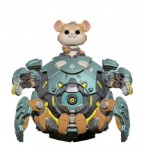 Overwatch Oversized POP! Games Vinylová Figurka Wrecking Ball 15