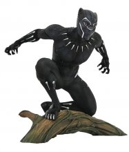 Black Panther Collectors Gallery Socha Black Panther 17 cm