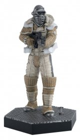 The Alien & Predator Figurine Collection Weyland-Utani Commando