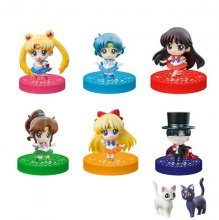 Sailor Moon Petit Chara Trading Figure Puchitto Oshioki yo! 2020
