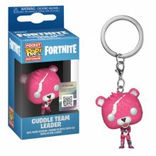 Fortnite Pocket POP! vinylový přívěšek na klíče Cuddle Team Lead