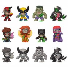 Marvel Mystery Minis Vinyl mini figurky 6 cm Display Zombies (12