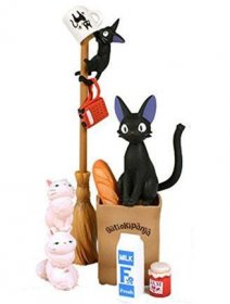 Kiki's Delivery Service Mini Figures 13-Pack Collective Edition