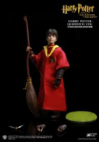Harry Potter sběratelská figurka Harry Potter Quidditch Version