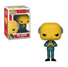 Simpsons POP! TV Vinylová Figurka Mr. Burns 9 cm