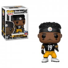 NFL POP! Football Vinyl Figure JuJu Smith-Schuster (Steelers) 9