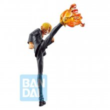 One Piece Ichibansho PVC Socha Sanji (Battle Memories) 15 cm