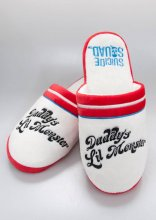 Suicide Squad Slippers Harley Quinn Daddy Size S