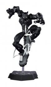 Marvel Super Heroes in Sneakers PVC Socha T'Challa by Tracy Tub