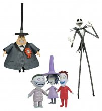 Nightmare before Christmas Select Akční Figurky 18 cm Best Of S