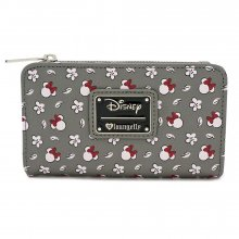 Disney by Loungefly peněženka Minnie Head & Flower Print