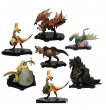 Monster Hunter Trading Figures 10 - 15 cm CFB MH Standard Model