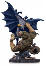 DC Comics Mini Battle Socha Batman vs. Killer Croc 21 cm