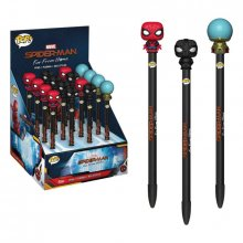 Spider-Man: Far From Home POP! Homewares Pens with Toppers Displ