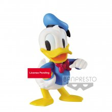 Disney Fluffy Puffy mini figurka Donald 10 cm