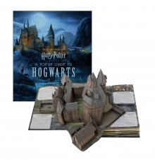 Harry Potter 3D Pop-Up kniha A Pop-Up Guide to Bradavice