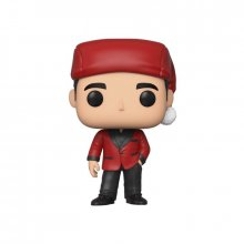 The Office POP! TV Vinylová Figurka Michael as Santa Bond 9 cm