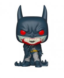 Batman 80th POP! Heroes Vinylová Figurka Red Rain Batman (1991)
