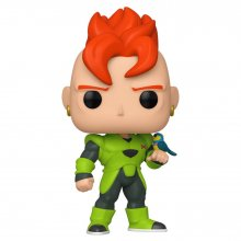 Dragon Ball Z POP! Animation Vinylová Figurka Android 16 9 cm