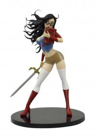Grimm Fairy Tales Bishoujo Socha 1/7 Sela Mathers (Snow White)