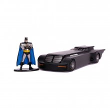 Batman The Animated Series Hollywood Rides kovový model 1/32 Ba