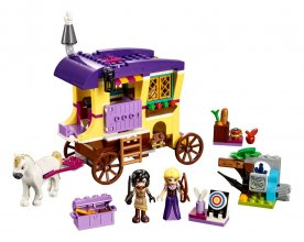 LEGO® Disney: Tangled - The Series - Rapunzel's Traveling Carava