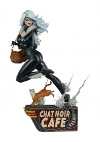 Marvel Socha Black Cat 41 cm