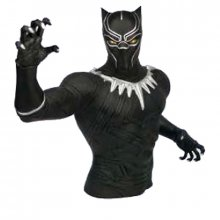 Marvel pokladnička New Black Panther 20 cm