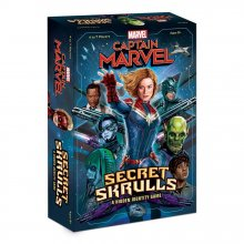Captain Marvel desková hra Secret Skulls *English Version*