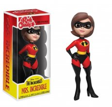 The Incredibles Rock Candy Vinyl Figure Mrs. Incredible 13 cm