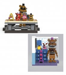 Five Nights at Freddy's Small Stavebnice Wave 5 Assortment