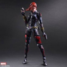 Marvel Comics Variant Play Arts Kai Akční figurka Black Widow 26