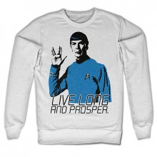Star Trek mikina Live Long And Prosper