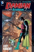 DC Comics Comic Book Damian Son Of Batman (The New 52) Deluxe by