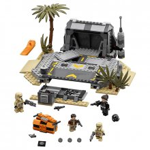 LEGO Star Wars Rogue One Battle on Scarif